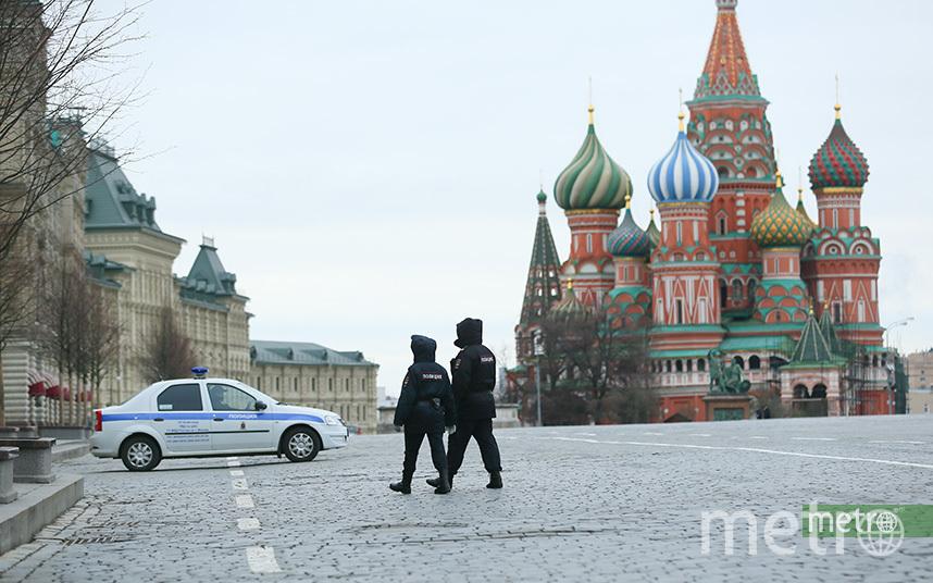 Москва, Красная площадь. Фото Василий Кузьмичёнок