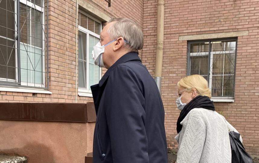 Как произошло заражение в больнице имени Кащенко, покажет расследование. Фото https://vk.com/a_beglov, vk.com
