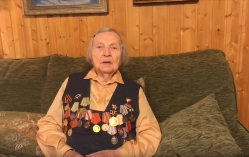 Зинаида Корнева. Фото Скриншот Youtube