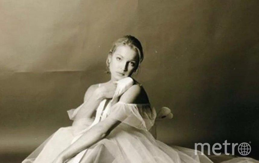 Анастасия Волочкова, ретро-фото. Фото Скриншот Instagram/volochkova_art