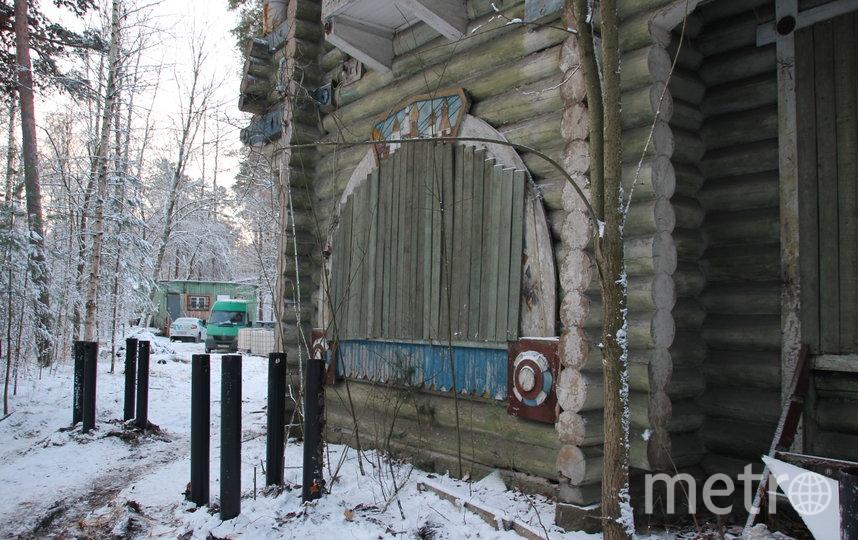 Дача Важевской. Фото kgiop.ru