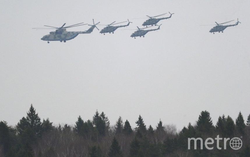 Репетиция. Фото РИА Новости