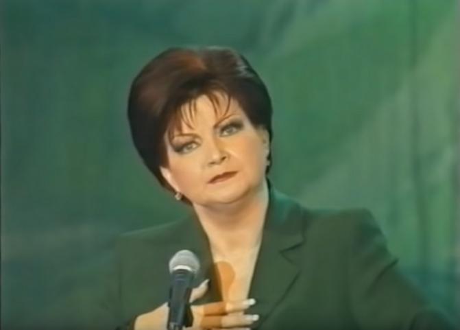 Как изменилась Елена Степаненко за годы карьеры. Фото Скриншот Youtube