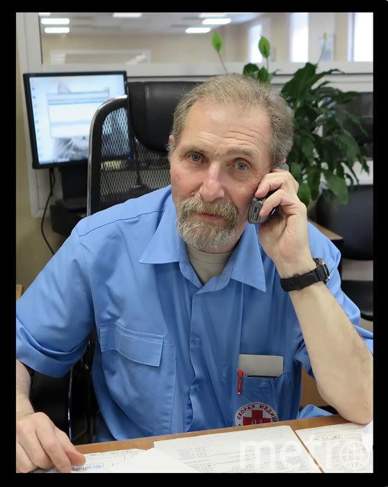Владимир Самуилович Манькович. Фото www.03spb.ru