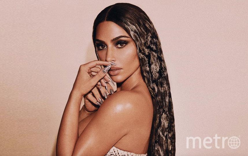 Ким Кардашьян опубликовала в Сети новые фото. Фото instagram.com/kimkardashian