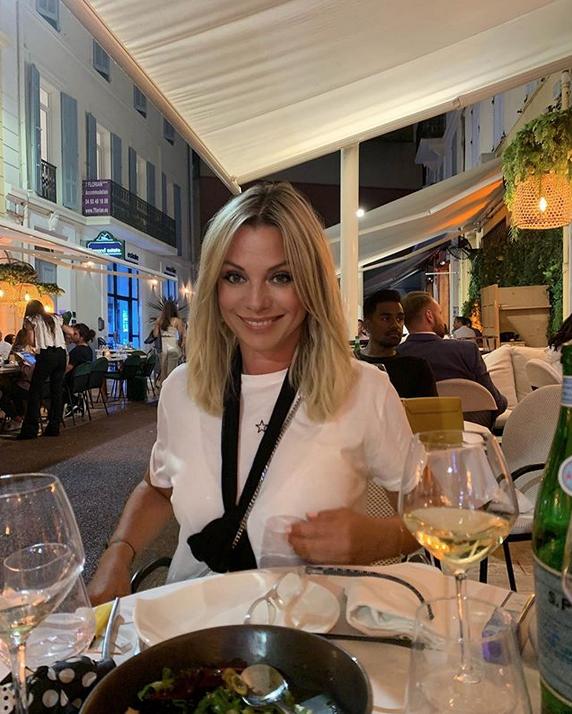 Ирина Салтыкова сейчас. Фото Скриншот Instagram: @irinasaltykova_official