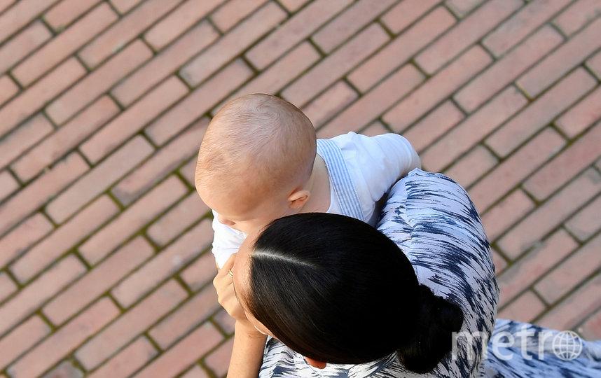 Меган Маркл и Арчи. Фото Getty