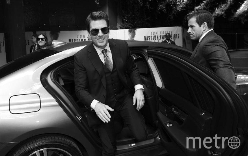 Том Круз. Фото Getty