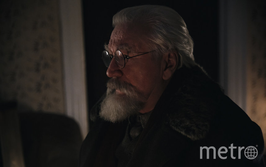 "Кадр из сериала ""Дед Морозов"". Фото НТВ, ""Metro"""