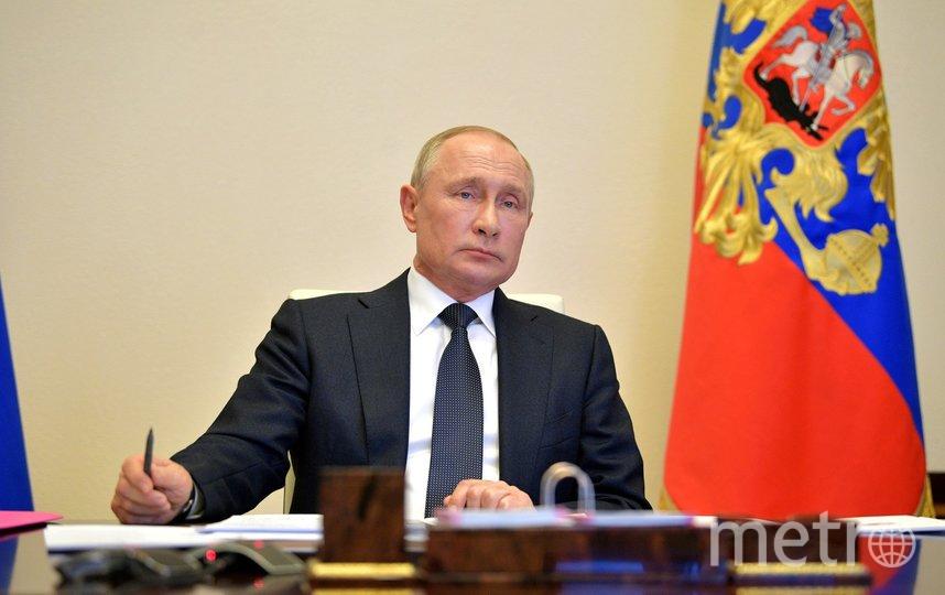 Архивное фото. Фото kremlin.ru