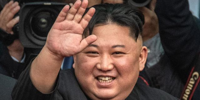 Ким Чен Ын в марте 2019 года.