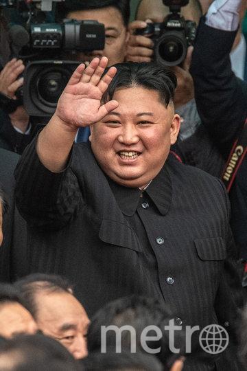 Ким Чен Ын в марте 2019 года. Фото AFP