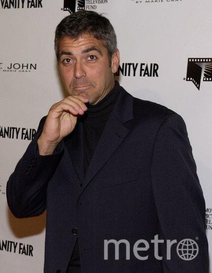 Джордж Клуни. Архивное фото. Фото Getty