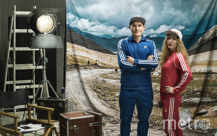 Дмитрий и Екатерина Митяевы. Фото redbullcontentpool.com I Денис Клеро