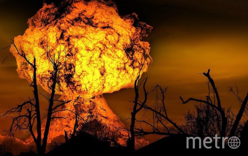 Радиация от взрыва такой бомбы могла бы уничтожить значительную часть планеты. Фото pixabay.com