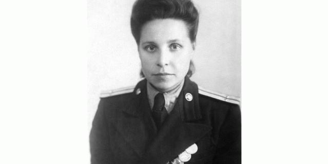 Мария Анфилофьева.