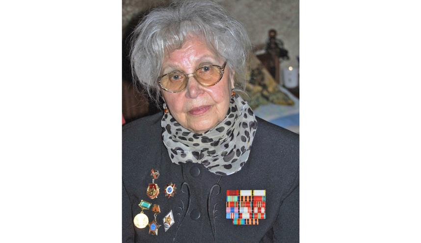 Мария Анфилофьева не любит рассказывать о войне. Фото Представлено героем публикации