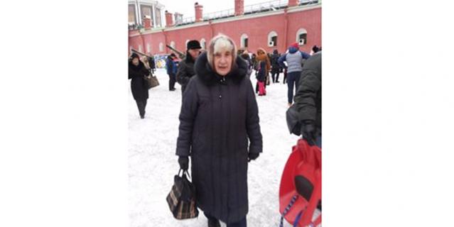 Валентина Ерохина.
