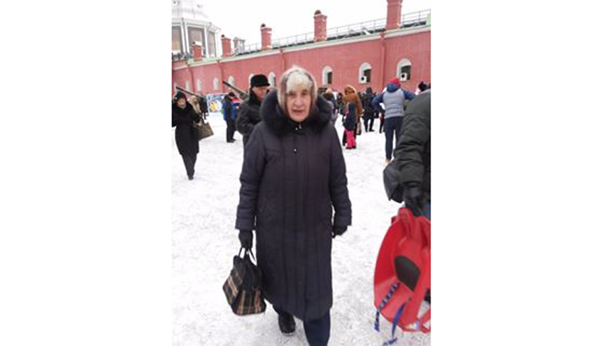 Валентина Ерохина. Фото Представлено героем публикации
