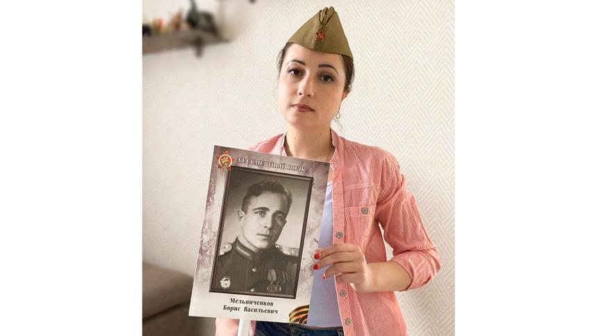 Виктория Шагина рассказывает о своём дедушке Борисе. Фото instagram.com/viktoria_lawyer_vologda