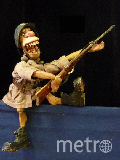 """Фриц. Фото Театра марионеток им. Евгения Деммени, """"Metro"""""""