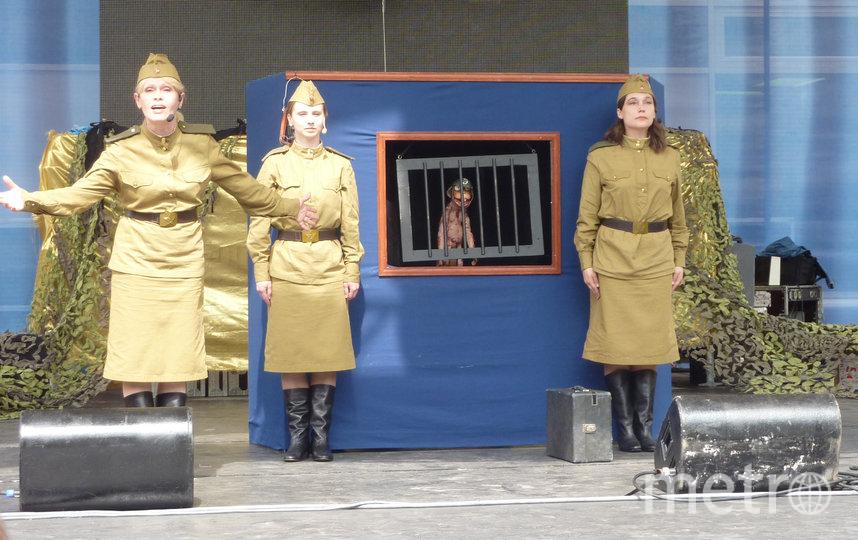 """Гастроли в Пушкине. Фото Театра марионеток им. Евгения Деммени, """"Metro"""""""