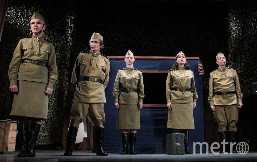 Гастроли в Пушкине. Фото Театра марионеток им. Евгения Деммени