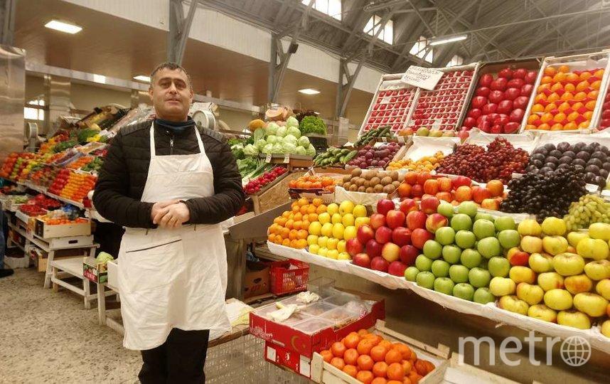 "Кузнечный рынок. Фото Людмила Сагайдачная, ""Metro"""