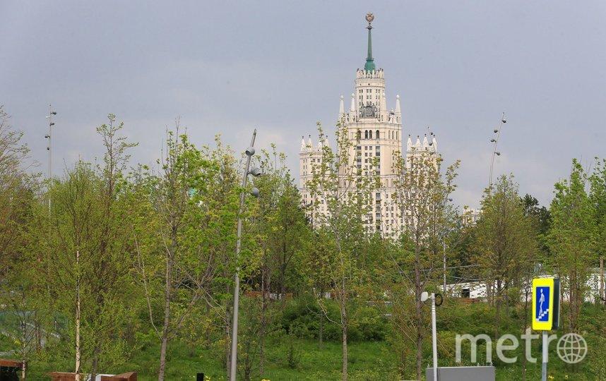"""Весна в Москве. 2020 год. Фото Василий Кузьмичёнок, """"Metro"""""""