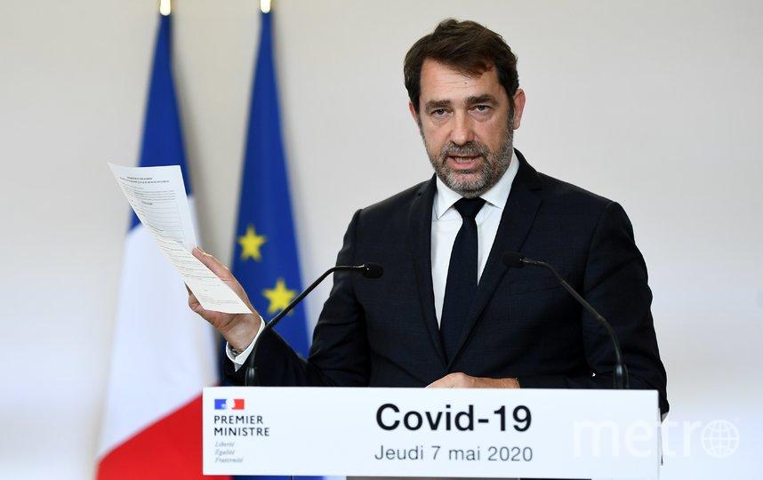 Кристоф Кастанер. Фото AFP