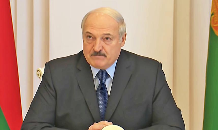 Александр Лукашенко. Фото Канал CTVBY, Скриншот Youtube