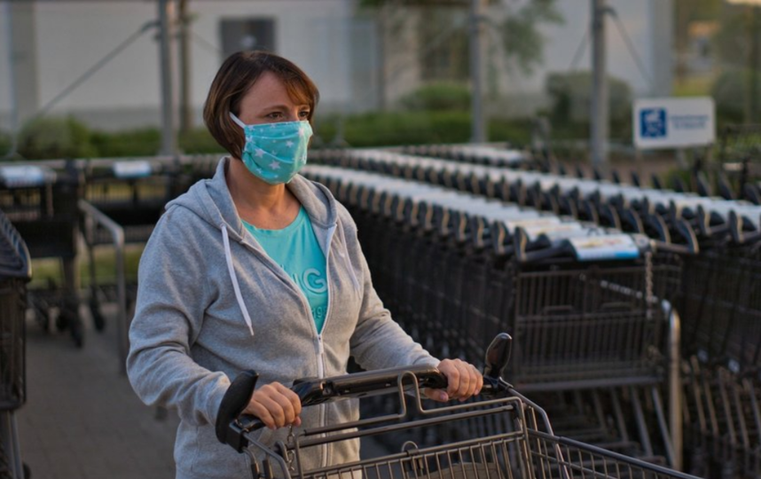 За отсутствие маски жителям региона грозит штраф в размере четырех тысяч рублей. Фото pixabay.com