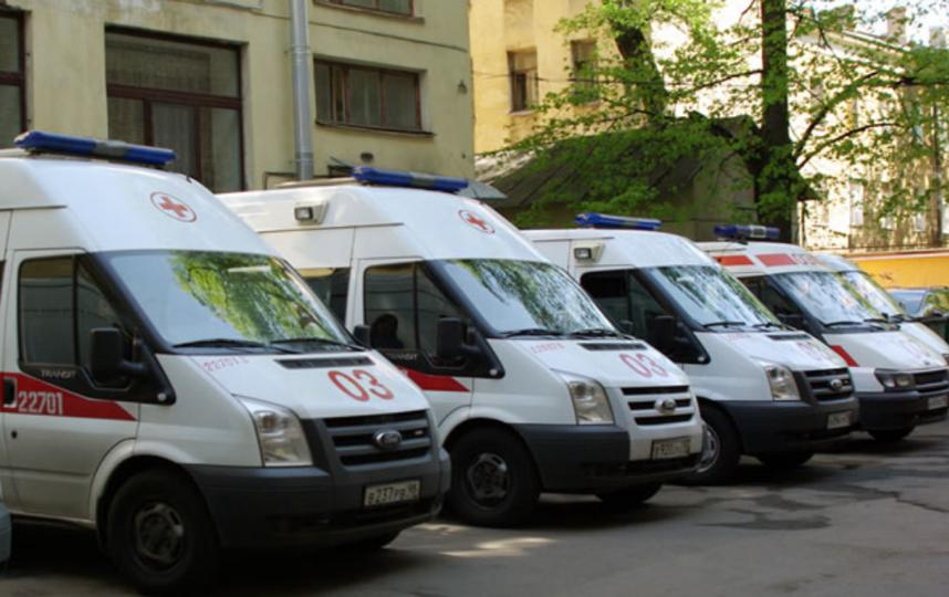 В Петербурге студенты-медики выйдут на работу вместо заболевших врачей скорой помощи. Фото www.03spb.ru