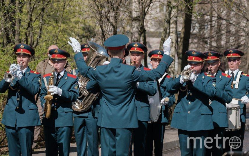 """Парад для одного из ветеранов уже провели 8 мая. Фото Алены Бобрович, """"Metro"""""""