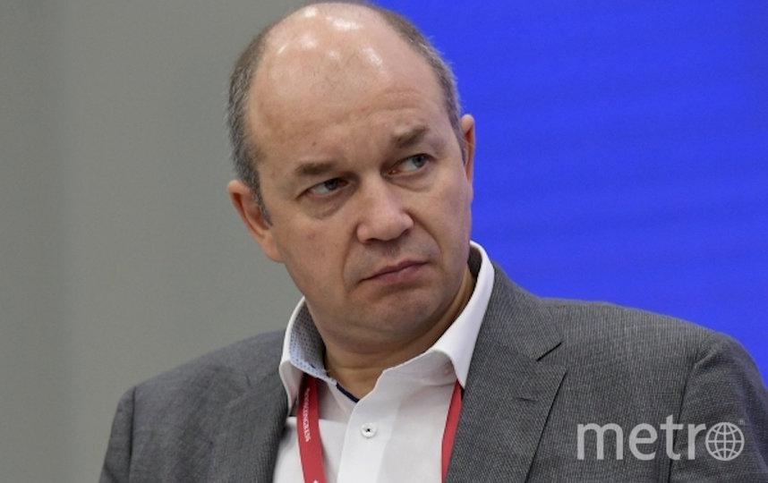Руководитель ДИТ Эдуард Лысенко. Фото РИА Новости