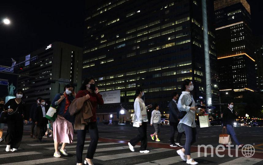 Сеул недавно возобновил нормальную жизнь. Фото Getty