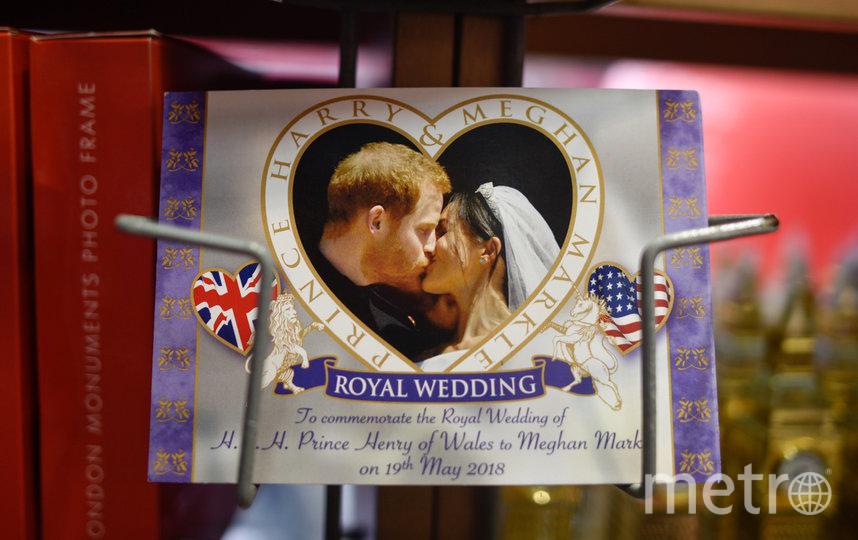 Пара поженилась 19 мая 2018 года. Фото Getty, Getty