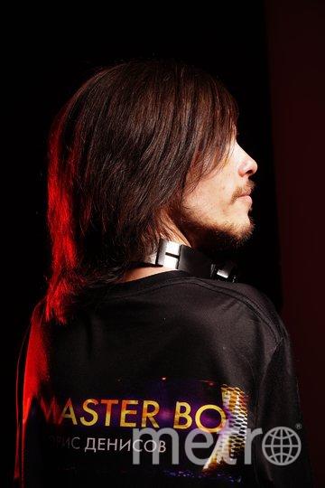 """DJ Master Bo. Фото предоставлены Борисом Денисовым , """"Metro"""""""