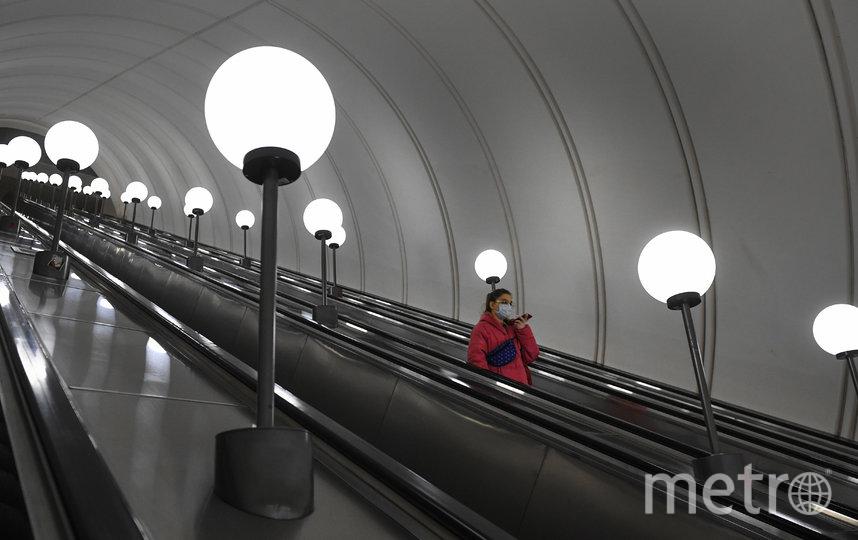 В Москве с 12 мая вводится обязательное ношение масок и перчаток в общественном транспорте. Фото AFP