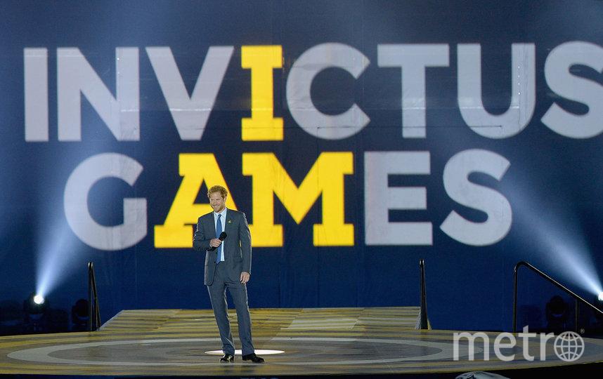 """""""Игры непобеждённых"""" были основаны принцем Гарри в 2014 году. Фото Getty"""