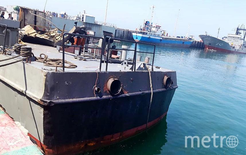 В результате инцидента на военно-морских учениях в Иране погибли 19 человек. Фото AFP