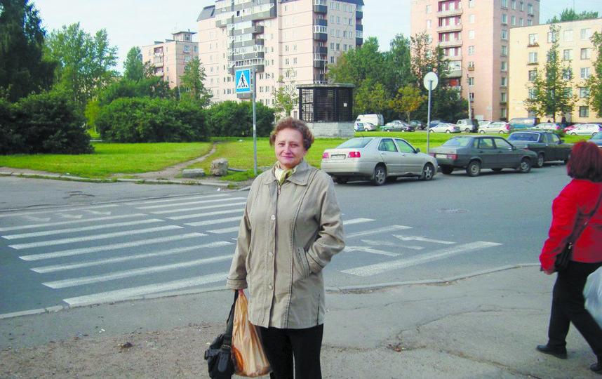"""3 мая Ларису Алексеевну забрали в больницу на Костюшко, после чего в Мариинскую больницу. Фото предоставлено героиней материала, """"Metro"""""""
