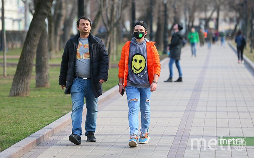 В России за сутки зафиксировали 10 899 случаев заболевания коронавирусом. Фото Василий Кузьмичёнок
