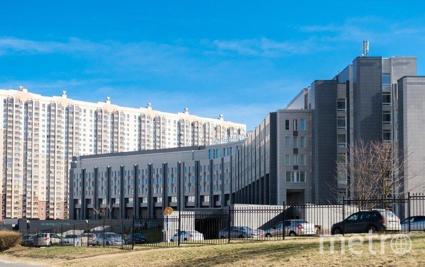 """Больница Святого Георгия. Фото """"Metro"""""""