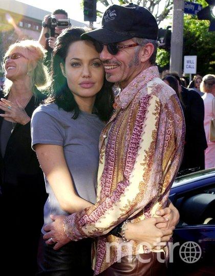 Анджелина Джоли и Билли Боб Торнтон. Фото Getty