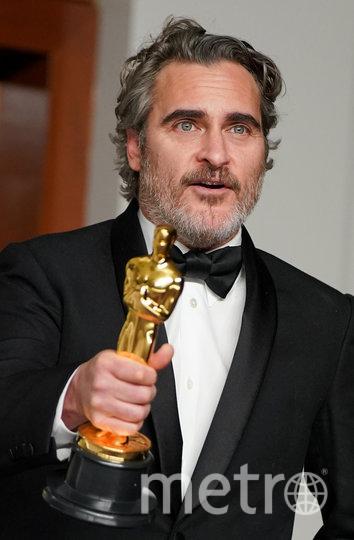 Лучший актёр в прошлом году Хоакин Феникс. Фото Getty