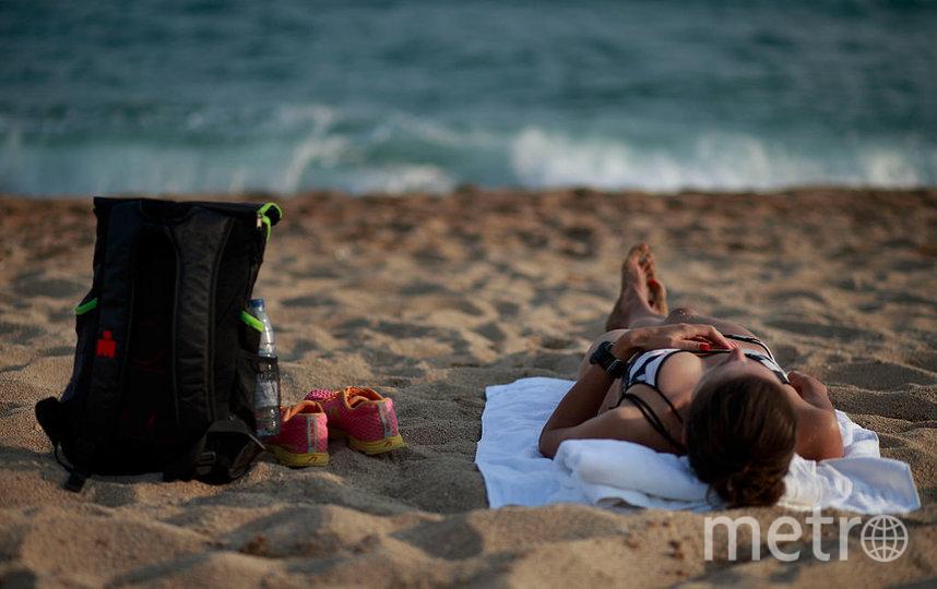 Не достаточно соблюдать социальную дистанцию, чтобы туристам разрешили отдыхать на море. Фото Getty