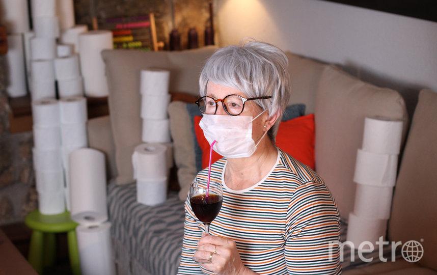 """Алкоголь не сделает жизнь веселее. Фото iStock, """"Metro"""""""