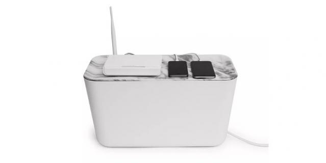 Органайзер для проводов CableBox, Bosign (6650 руб.).