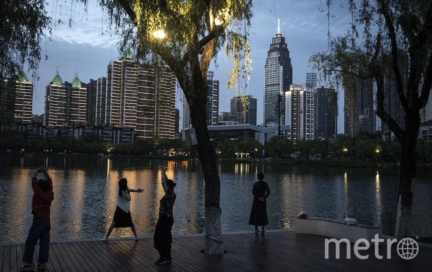 Город постепенно возвращается к жизни, которая была до карантина. Фото Getty